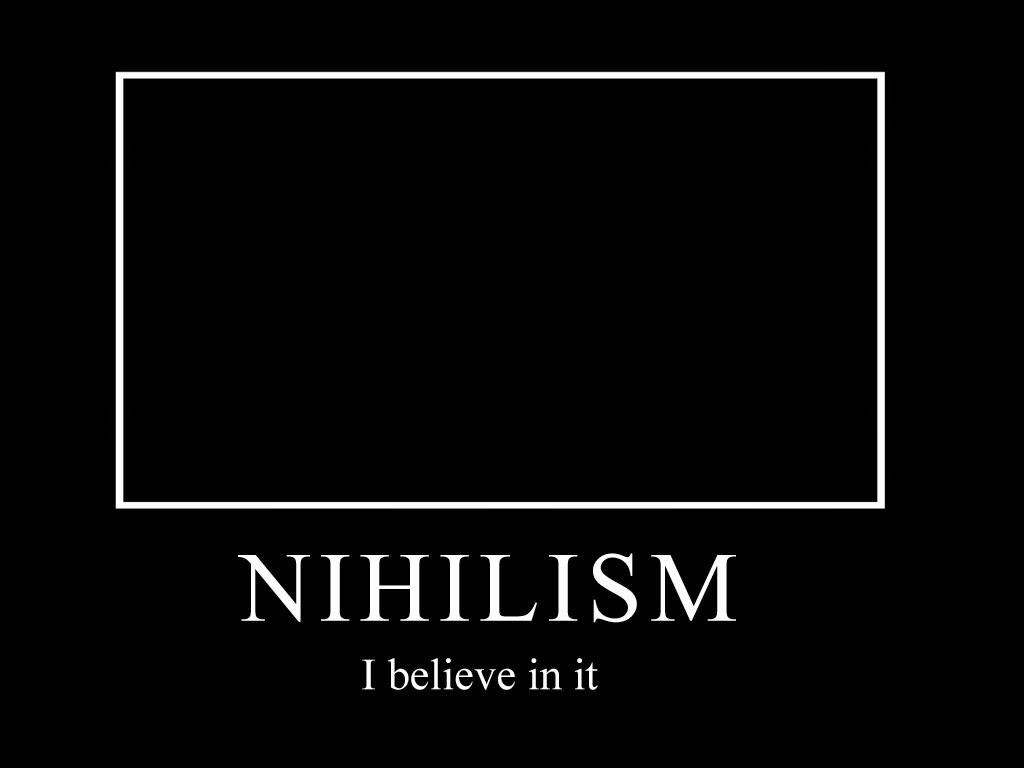 nihilism에 대한 이미지 검색결과